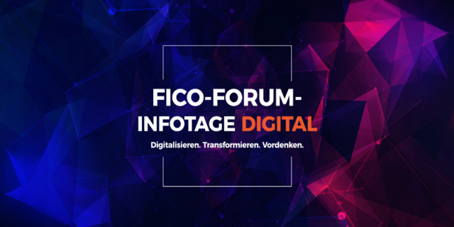 FICO-Forum-Infotage 2021 – ConVista Consulting AG